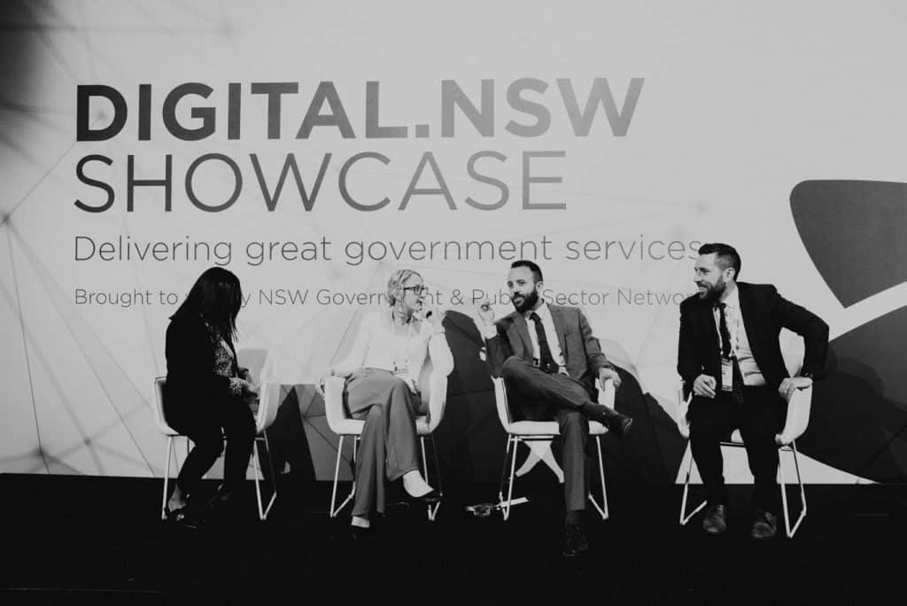 A NSW Government event run by Public Sector Network which is enjoying rapid business growth