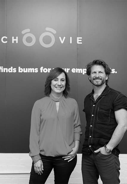 Choovie Founders